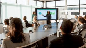 Formación ERP Dynamics 365 en ofcina del cliente
