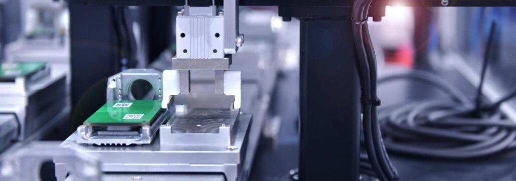 Tecnología para mecanizar