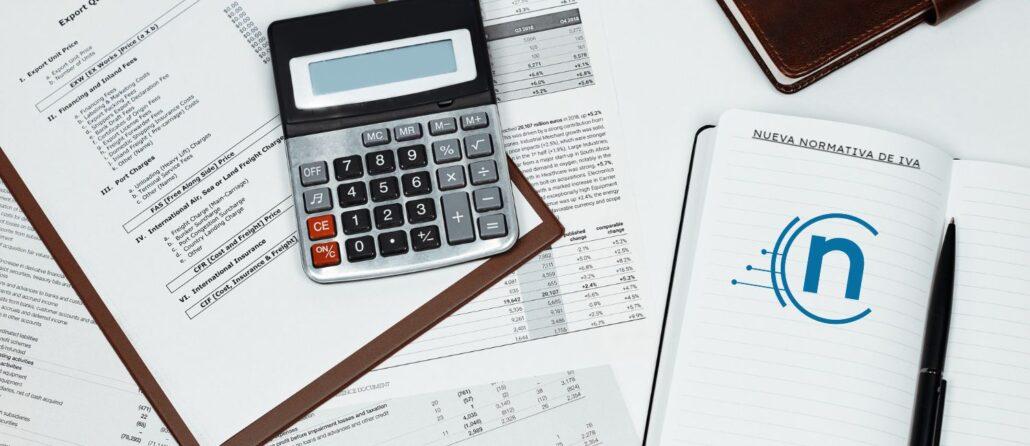 Normativa de IVA
